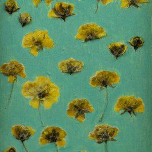 Detalle Obra Come flores II - Serie Cocina de Autor - Artista pintor Antonio Morales Prats