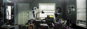 Estudio Bill Viola - Serie Artistudios - Artista pintor Antonio Morales Prats