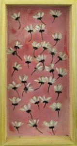 Obra Come flores I - Serie Cocina de Autor - Artista pintor Antonio Morales Prats