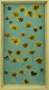 Obra Come flores II - Serie Cocina de Autor - Artista pintor Antonio Morales Prats