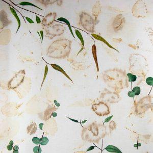 Obra Eucalipto - Pintura - Pintor Antonio Morales Prats - Proyecto Kryptos Natura Stationalis