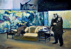 Estudio Monet - Serie Artistudios - Artista pintor Antonio Morales Prats
