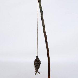 Obra Naturaleza VIII - Escultura - Proyecto Kryptos Natura Plantae - Artista Antonio Morales Prats