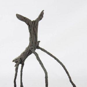 Obra Tronquitauro - Escultura - Artista Antonio Morales Prats - Proyecto Kryptos Natura Críptidos
